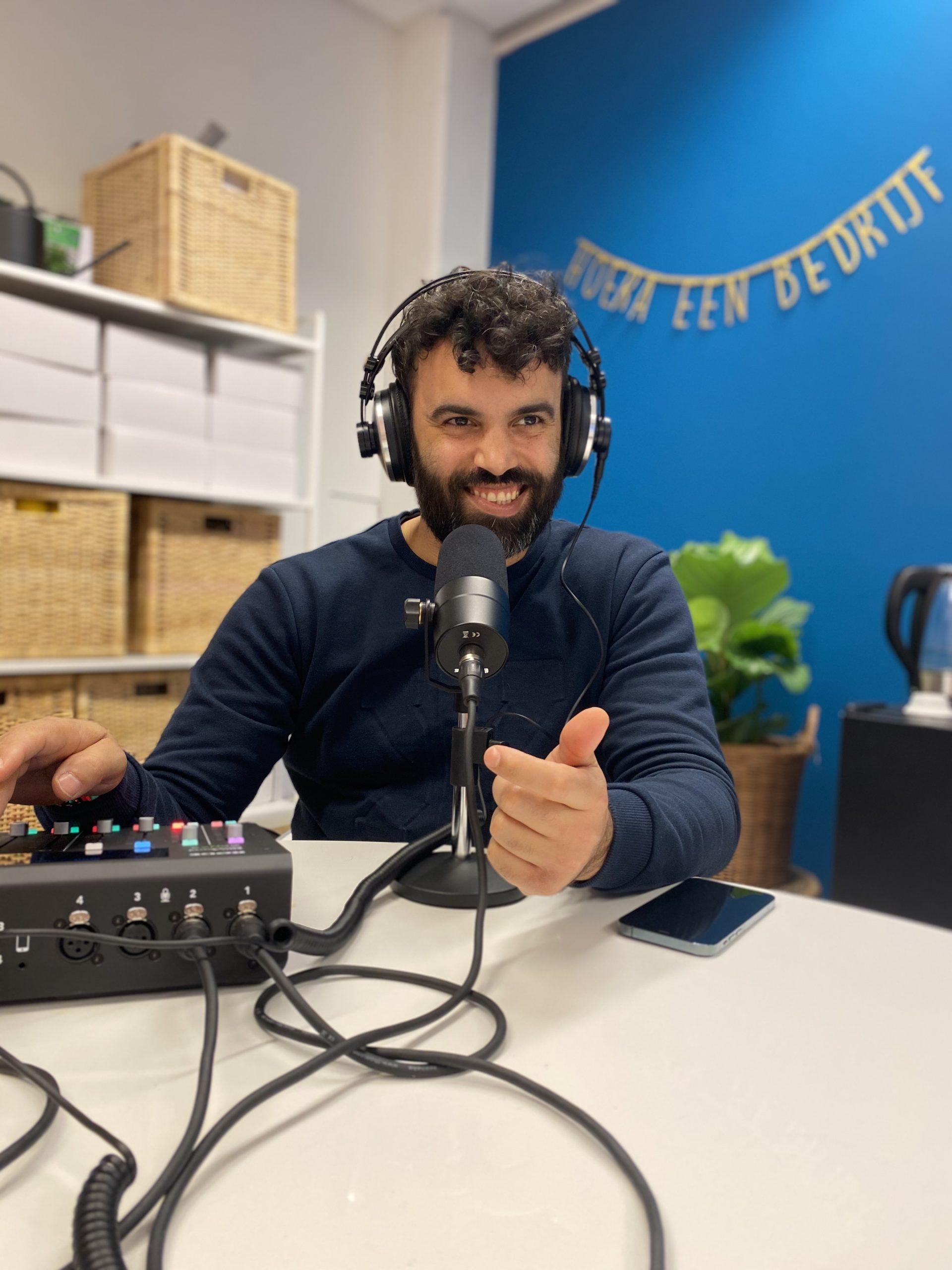 hoera een bedrijf podcast