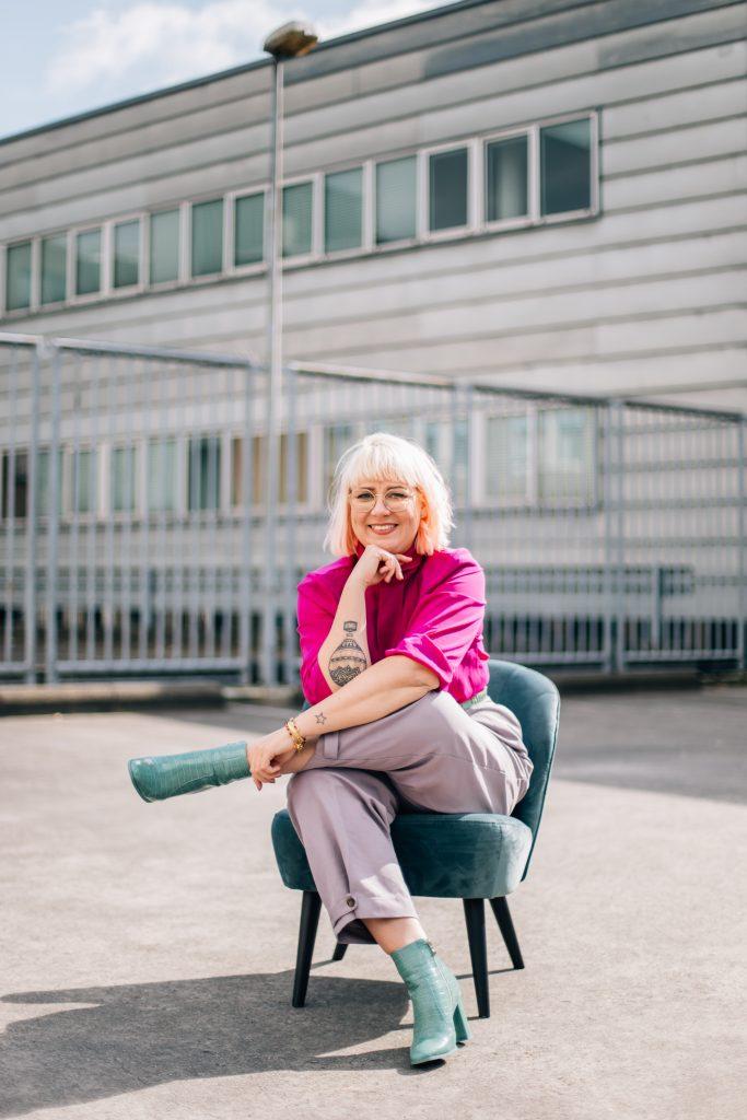 Merel Lamboo - founder Hoera een Bedrijf
